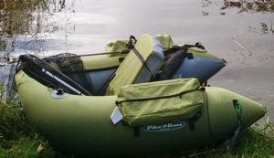 peche au float tube en irlande